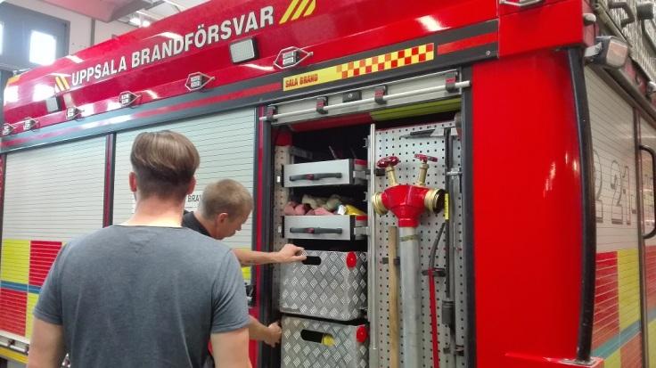 Brandstation Uppsala