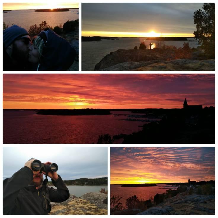 Sunset Naantali